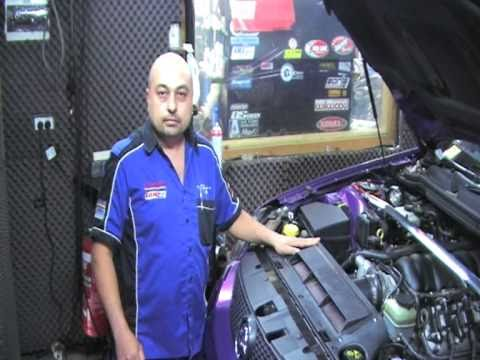 cold air intake shoot  holden commodore ls  ls doovi