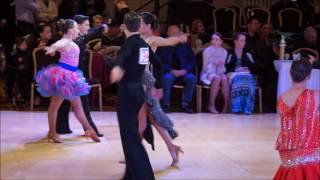 Lida and Misha - Wisconsin Dance Competition 2017