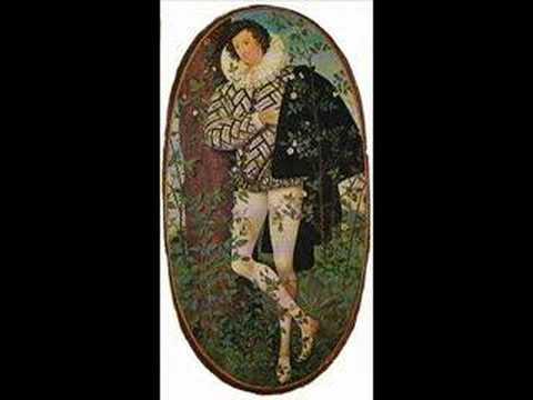 John Dowland-The Most Sacred Queen Elizabeth, Her Galliard (