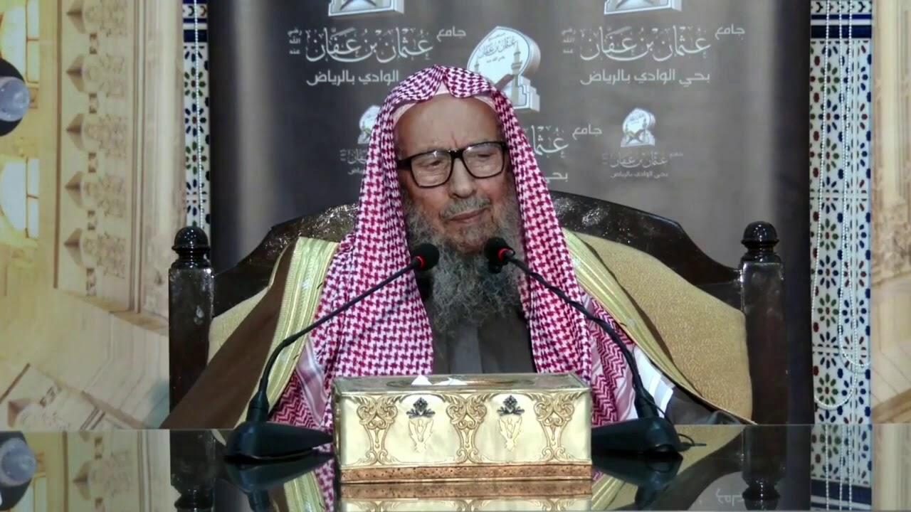 تساهل بعض النساء في تصوير المناسبات تعليق فضيلة الشيخ صالح اللحيدان