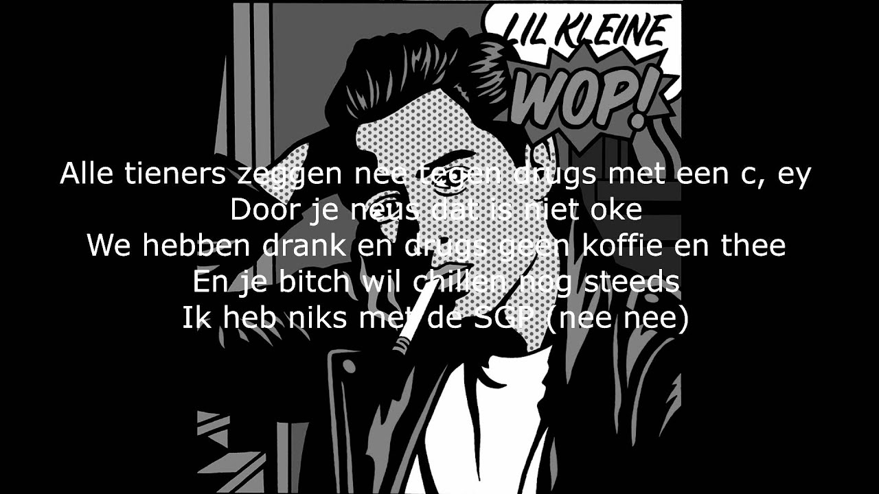 Lil Kleine Ft Ronnie Flex 1 2 3 Lyrics Youtube