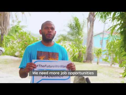 The Future We Want - Voices of Youth from Solomon Islands