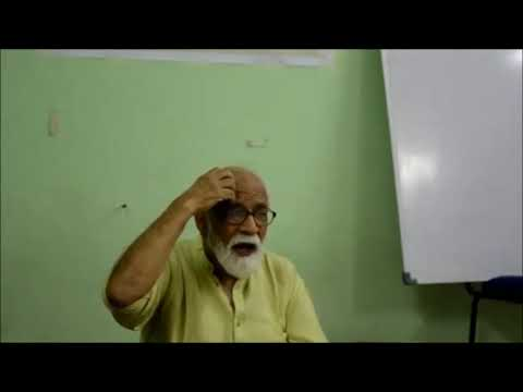 Anil Sadgopal on Right to Education