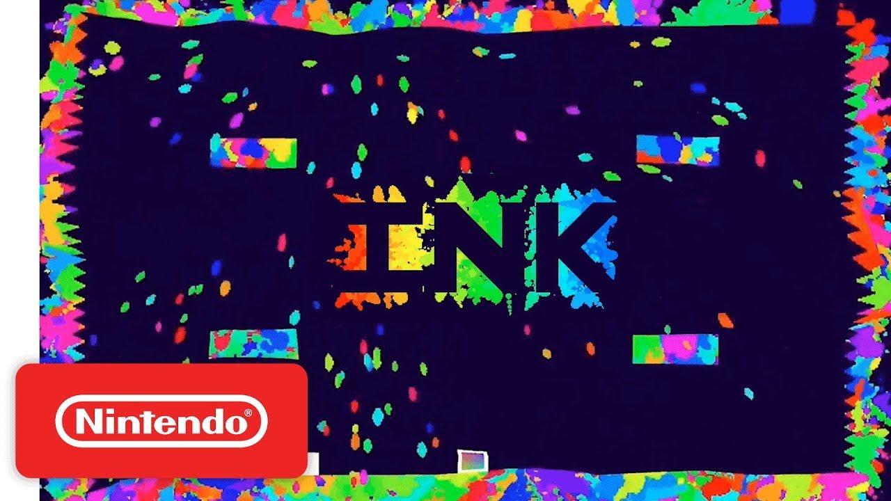 INK - Launch Trailer - Nintendo Switch