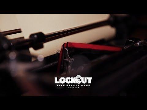 LOCKOUT - Live Escape Game - Antibes, Côte d'Azur.