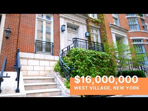 Inside Marc Jacobs' $16 Million New York City West Village Townhouse
