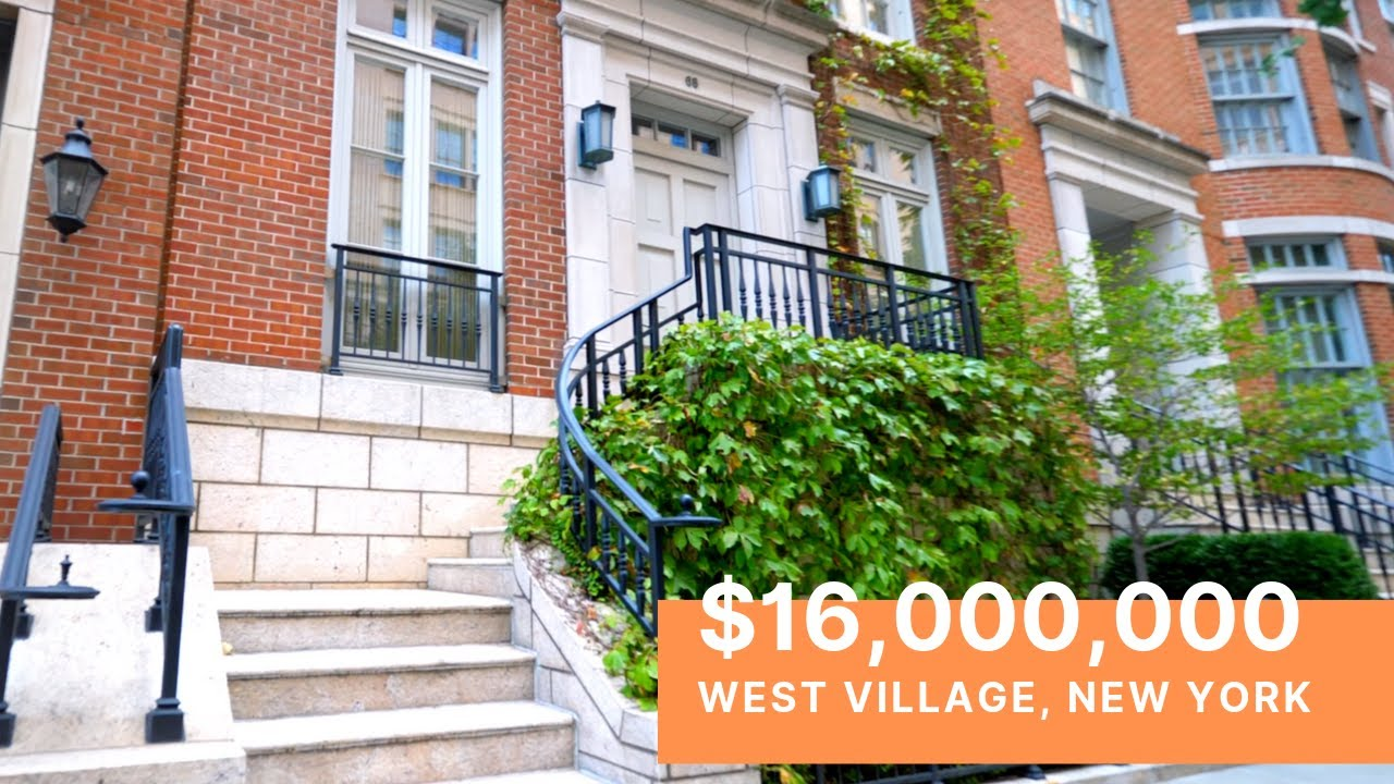 Get a Full Look Inside Marc Jacobs' West Village Townhouse Sold ...