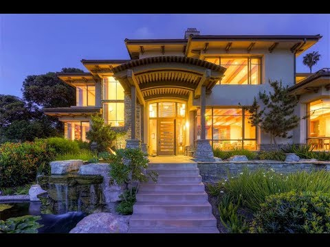Zen Asian Inspired Home in La Jolla, California