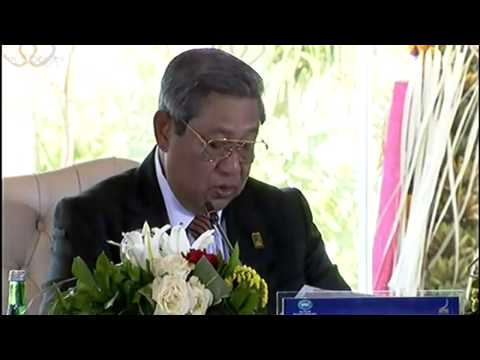KTT APEC 2013 : AELM Retreat 1 (7 Oktober 2013)