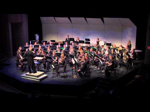 Hillsdale Wind Symphony   Canzona   Peter Mennin