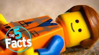 Top 5 Surprising Facts About LEGO