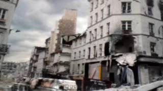 Apocalypse   .    Un   feu   mystérieux   détruira   la   ville  de  Paris