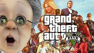 [LIVE] バーチャルおばあちゃんのアメリカ観光ツアー(GTA5)