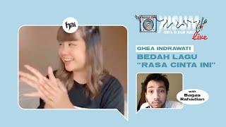 Ghea Indrawari - Rasa Cinta Ini (LIVE) | HAI