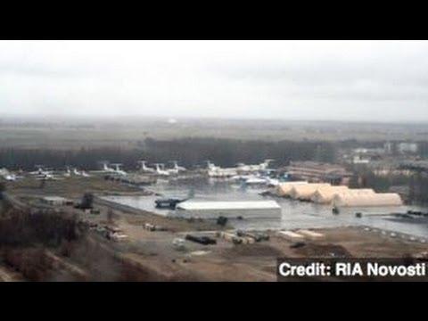 U.S. Military Refueling Plane Crashes In Kyrgystan