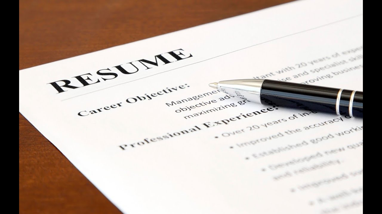websites to build a resume online