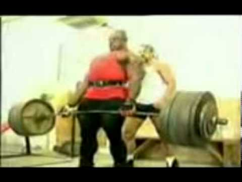 Ronnie coleman deadlift,squat. - YouTube