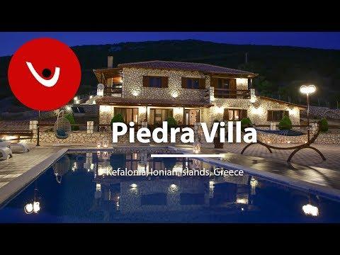 Piedra Villa  Ionian Islands Villas to Rent | Holiday Villas in Greece | By Unique Villas