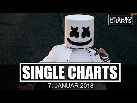 TOP 20 SINGLE CHARTS - 7. JANUAR 2018