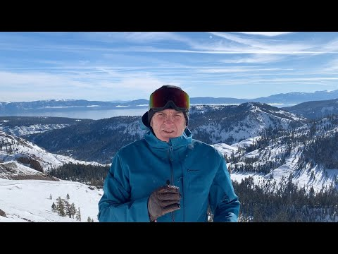 USA Snow Report - 24th January 2019 - Squaw Valley Alpine Meadows
