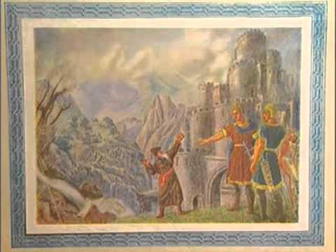 Давид Сасунский Армянский народный эпос