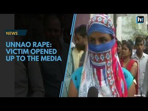 The Unnao rape survivor opens up to the media