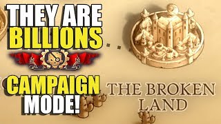 The Broken Land - They Are Billions Gameplay - Campaign Mode