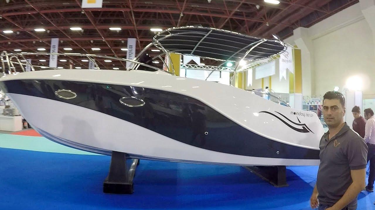 Antalya Boat Show'da Moonday Teknelerini İnceledik