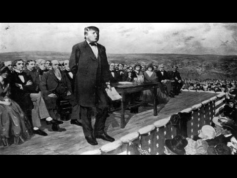 the gettysburg address is abraham lincolns speech This lesson discusses the gettysburg address, one of the most famous speeches in american history learn more about what abraham lincoln's speech.