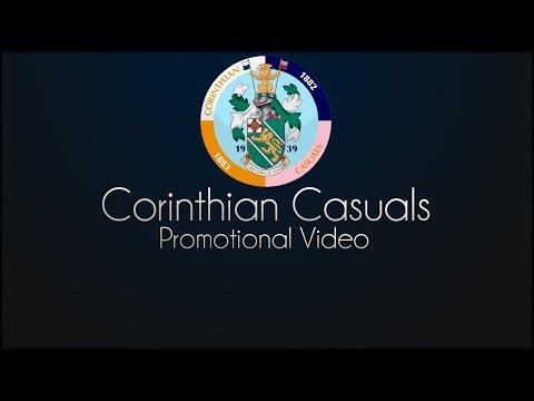 Corinthian-Casuals l Promotional Video l Storm Media