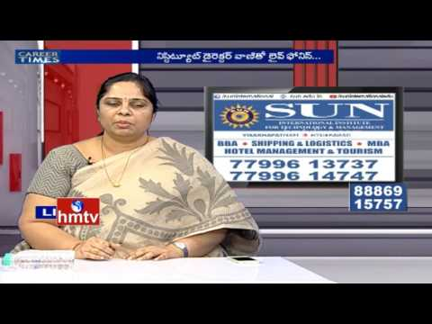 Hotel Management Courses Info | Sun International Business College | Career Times | HMTV