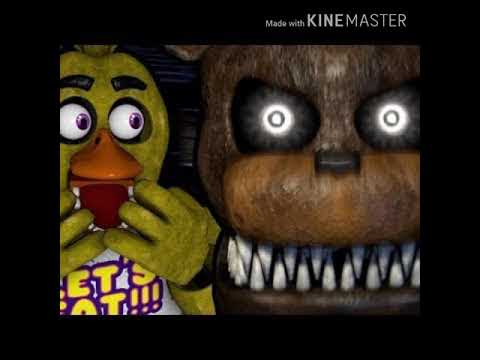Jolly 3 Chapter 2 All Rusty Animatronics Sings FNAF