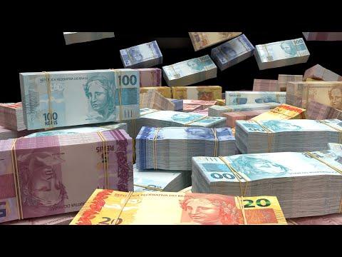 BILLIONS Of BRAZILIAN REAL :: Wealth Visualization, Manifestation, Abundance HD