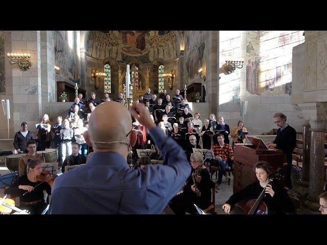Højlundkoret i Viborg Domkirke del 3 af 4