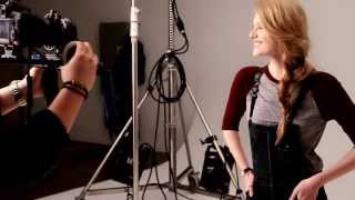 Olivia Greenfield Interview: V-Day 2014 Behind the Scenes Thumbnail