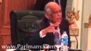 بالفيديو.. على عبد العال: عكاشة اعترف بمناقشته أمورا تمس الأمن القومى مع سفير إسرائيل