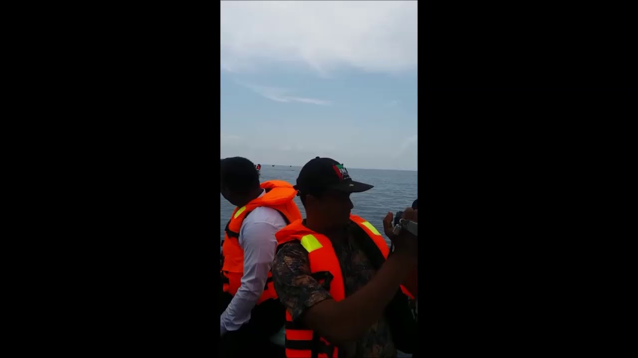 Iranaitivu villagers sail back to their occupied land in daring protest - 3
