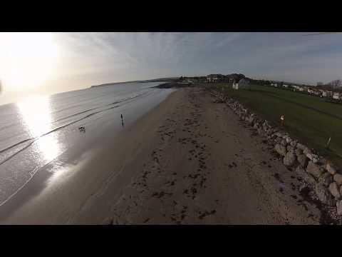 Clonea Beach Dungarvan Co. Waterford (HD)