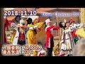 東京ディズニーシー 2018.11.10の様子 の動画、YouTube動画。