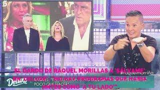 El dardo de Raquel Morillas a 'Sálvame' en 'Deluxe':