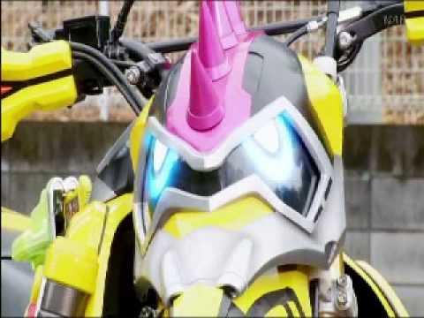 仮面ライダーレーザー・バイクゲーマーLv2変身音