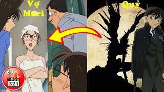 Ai Là Người Có IQ Cao Nhất Trong Truyện Conan | TRÙM CUỐI Của Tổ Chức Áo Đen Là Ai?