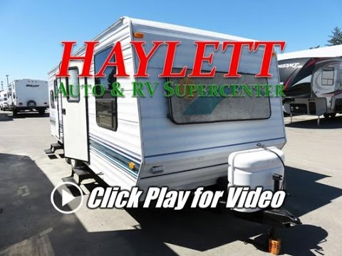 1997 gulf stream innsbruck 26fls used - Front living room travel trailers ...