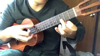 I wanna hold your hand ukulele instrumental