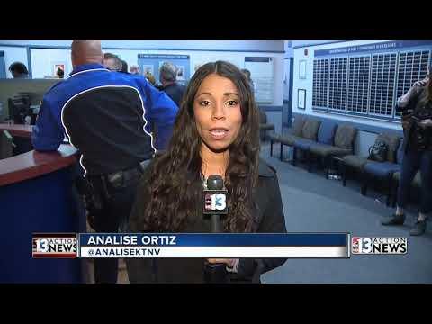 CCSD Police arrest teen for school shooting threat