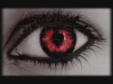 Agonoize - Blut, Sex, Tod