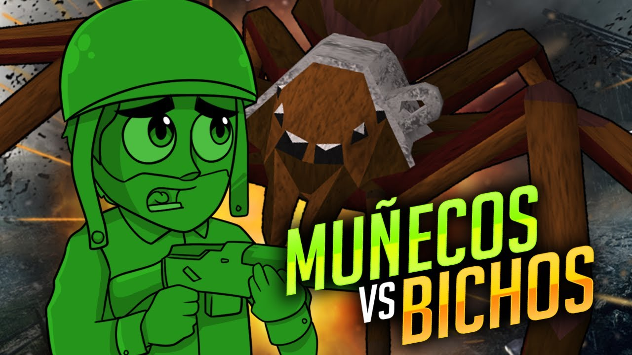 200-muecos-vs-1000-hormigas-home-wars-itowngameplay