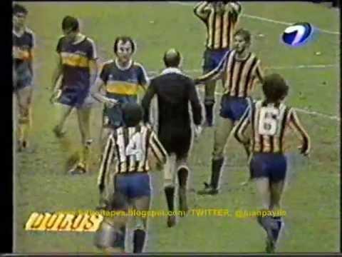 boca-campeon-1981-vs-rosario-central-3-a-2-con-maradona-10-de-mayo