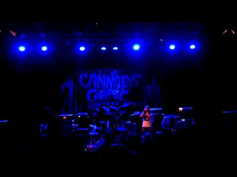 Cannabis Corpse in Lawrence KS at the Grenada Theatre (FUll SET)