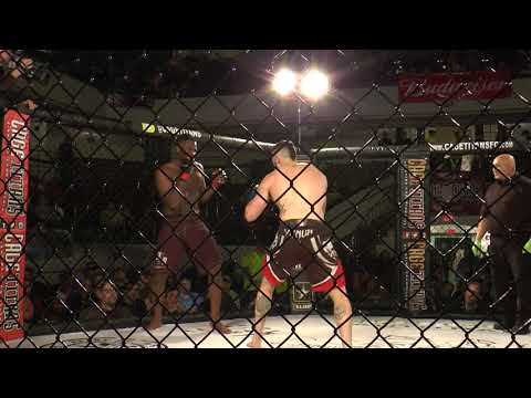 Cage Titans XXXVII: Avery McPhatter vs Sean Lally (Title Fight)